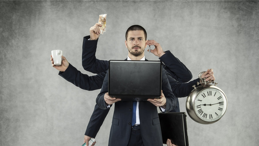 What's distraction costing your career?